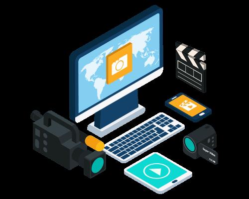 Videó vágás, intró videó készítés